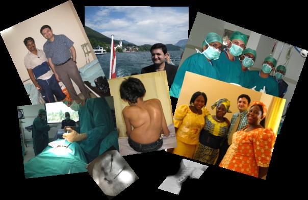 Dr. Easwar T.R Consultant Paediatric Orthopaedic & Spine Surgeon